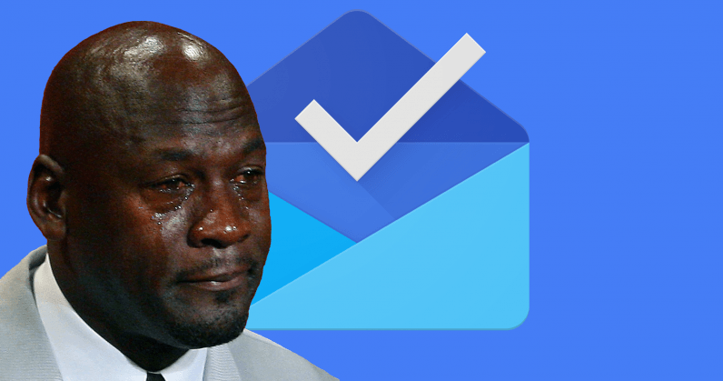 Google is Killing Inbox Because Nothing Gold Can Stay