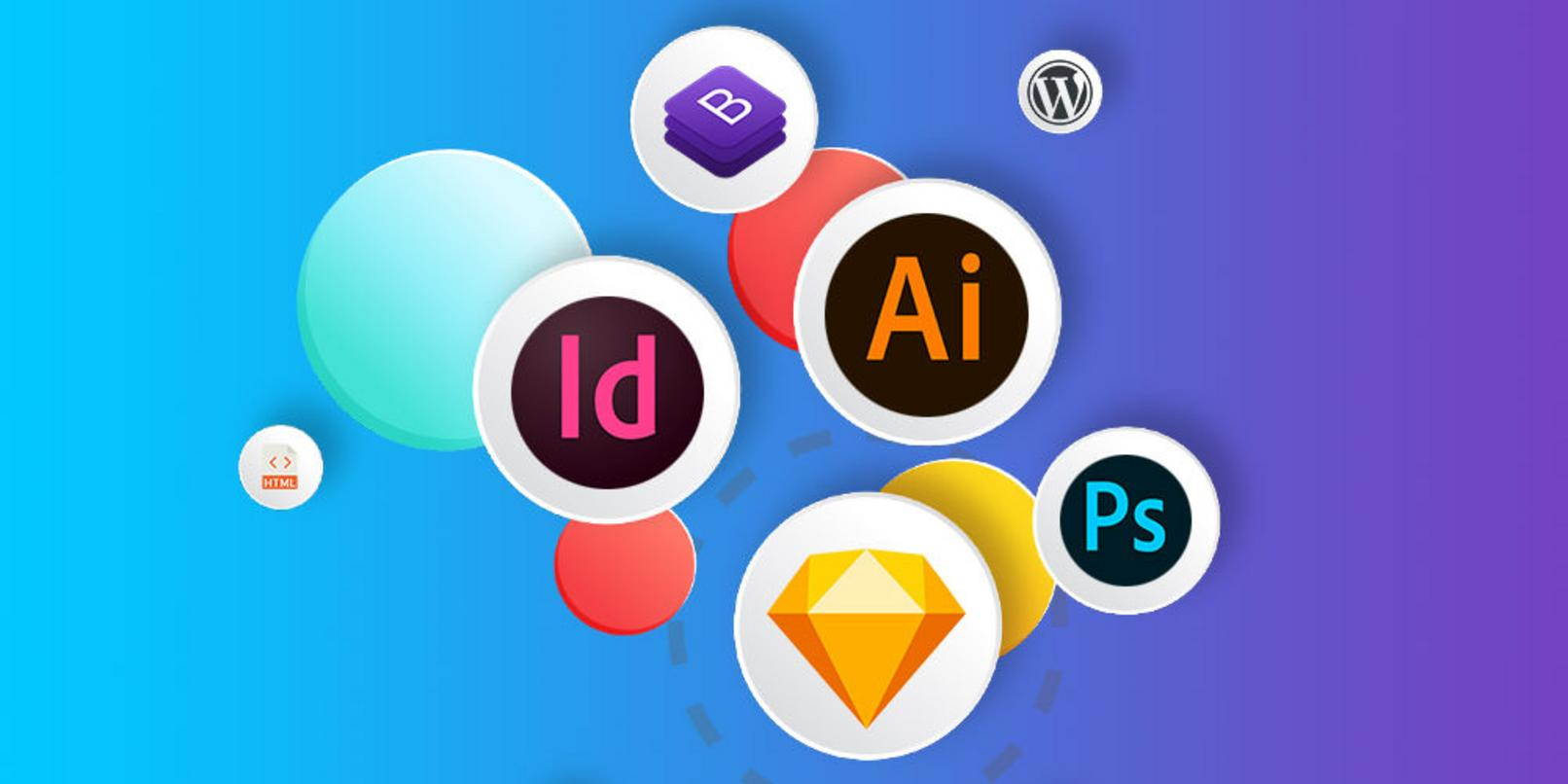 Learn to master Adobe Photoshop, Illustrator, and more for less than $5 per course