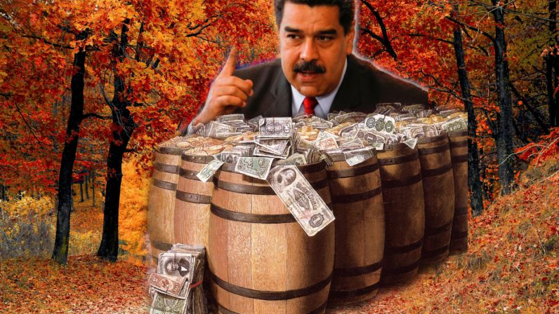 maduro petro october 1st cryptocurrency national oil 796x448 - Venezuela's useless Petro cryptocurrency will hit international markets in October