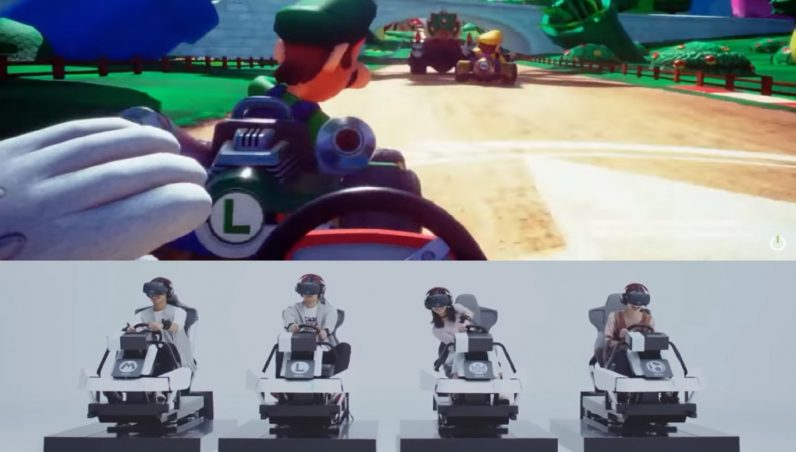 Nintendo puts the brakes on real-life Mario Kart