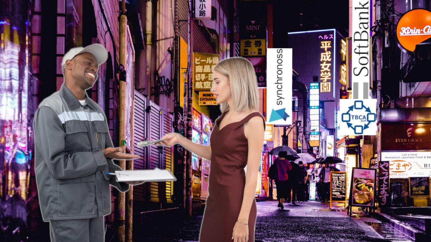 thenextweb.com - Matthew Beedham - SoftBank initiative aims to blockchainify mobile payments across the globe