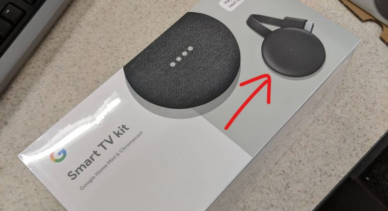2018 10 05 image 10 LI 796x433 - New Google Chromecast shows up in yet another leak before Pixel event