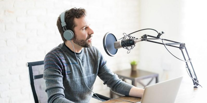 Everybody's podcasting, so learn these steps to join the party for under $35