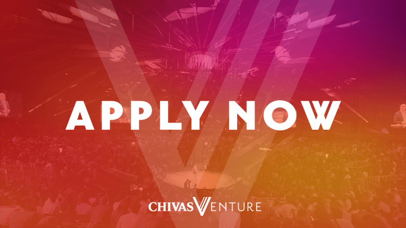 Startups that blend profit with purpose can apply to win a share of $1 million in funding at Chivas Venture ...