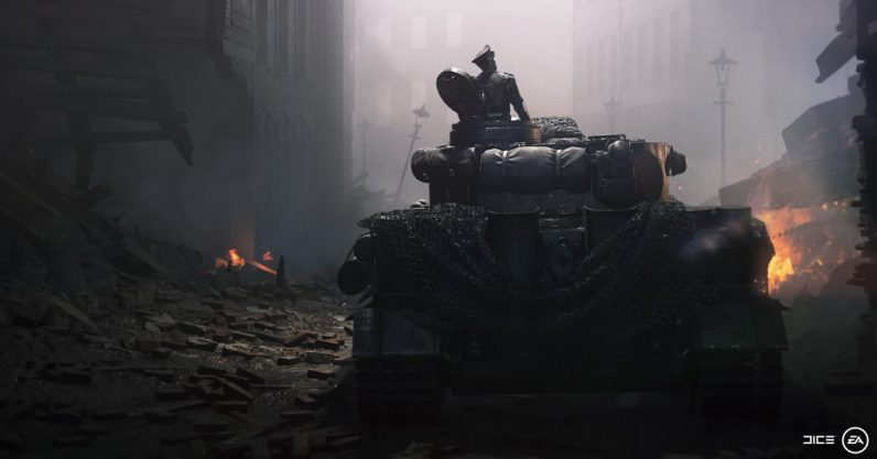 Battlefield V puts battle royale on the back burner to focus on story