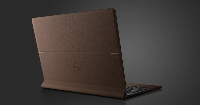 HP Spectre Folio 796x419 - HP's bringing sexy back with its new leather-wrapped laptop
