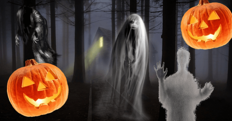 Spooky data visualization reveals most haunted cities in the US