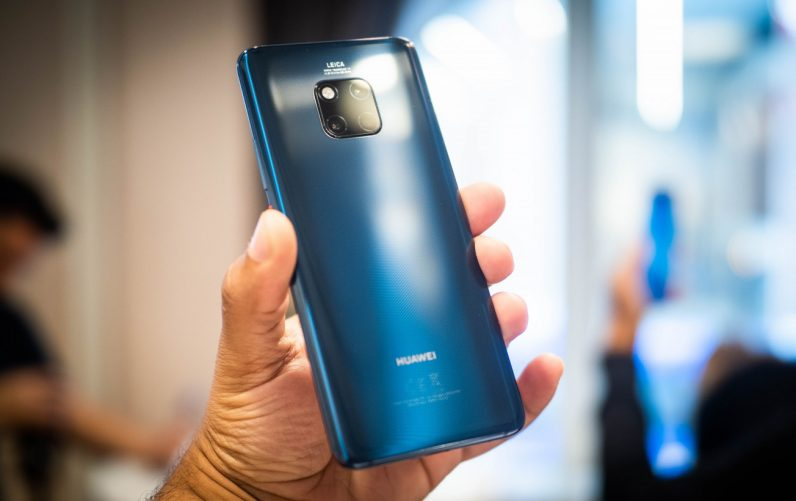 Huawei has a reasonable explanation for the disappearing Twitter photos
