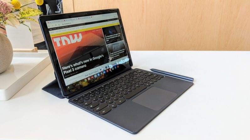 Pixel Slate hands-on: Google's gorgeous Chrome OS tablet features odd choices