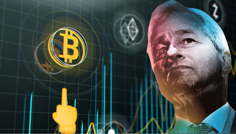 JP Morgan's new digital 'coin' is not a cryptocurrency, or even a stablecoin