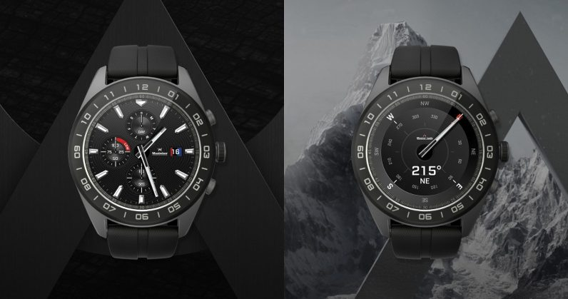 LG Watch W7 hed 796x419 - LG's new hybrid smartwatch features mechanical hands and a clumsy compromise