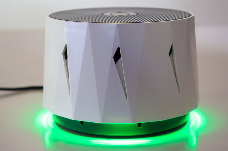 This white noise machine works so well I reviewed it in my sleep