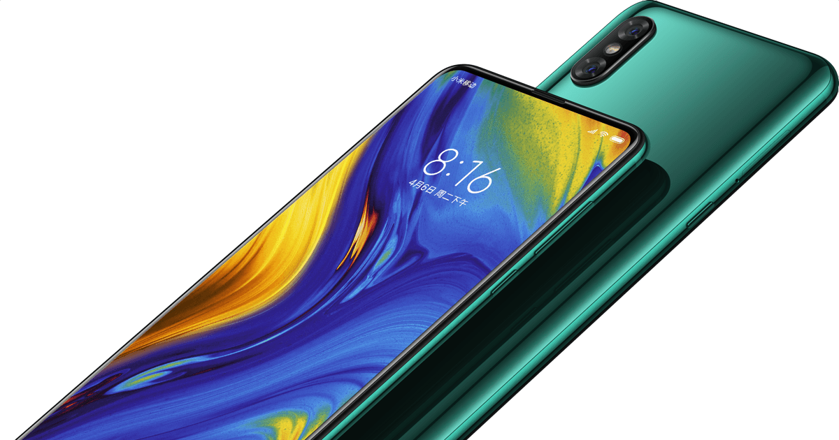Xiaomi's gorgeous Mi Mix 3 is the world's first 5G phone