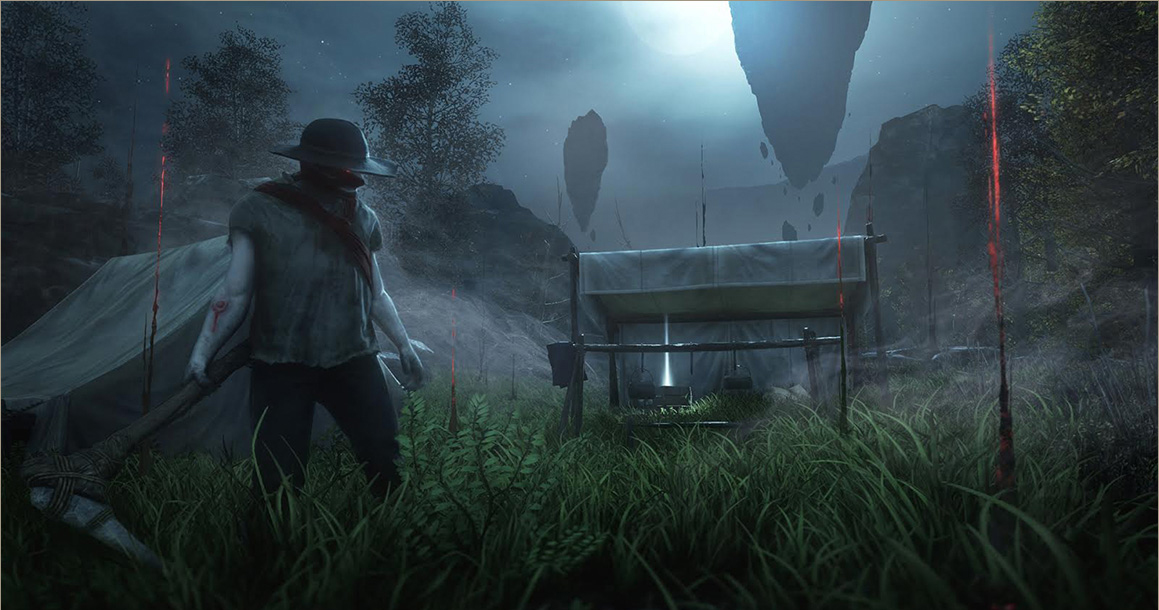 Amazon's multiplayer game leak reveals an expansive supernatural world