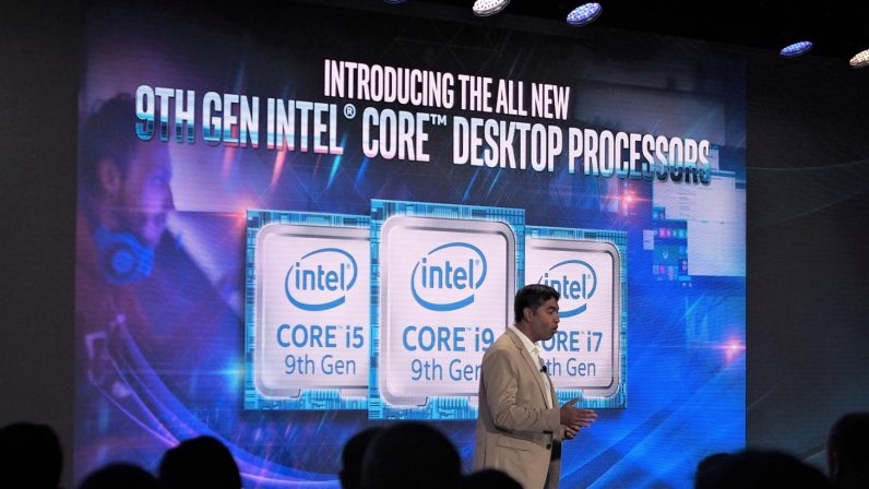 PA081254 2 796x448 - Intel's 9th-gen processors bring 8 cores and a 5 GHz i9 chip