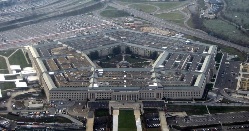 Pentagon 796x420 - Google pulls plug on $10 billion Pentagon cloud deal