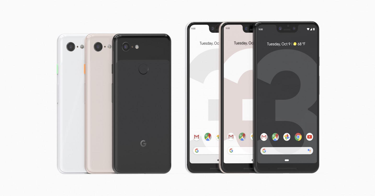 Google's Pixel 3 brings smarter selfies, better zoom, and wireless charging