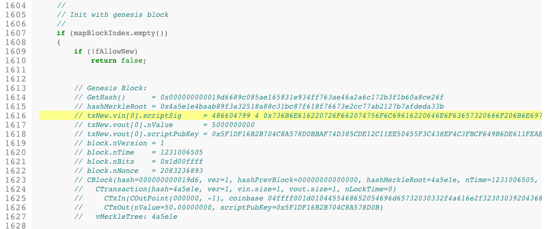 Someone just found a 10-year-old Bitcoin easter egg