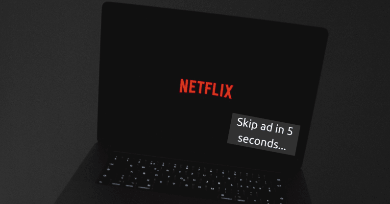 Netflix tests ads: No need for drama