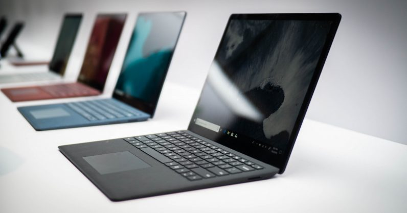 Surface Laptop 2 Studio 2 Pro 6 4 of 5 796x417 - Hands-on: Microsoft's new Surface Pro, Laptop, and Studio add specs but little more