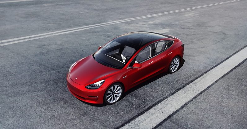 Tesla introduces a $45,000 Model 3 variant with a 260-mile range
