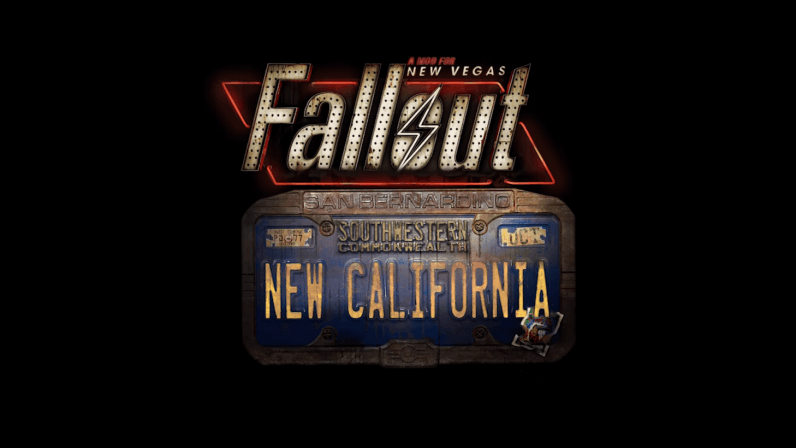 Fallout New Vegas fans spent 7 years creating a massive 'New California' mod