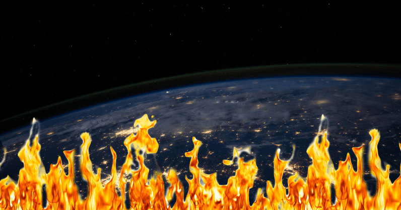 The earth's fate isn't on individuals — it's on society