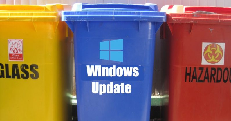 How to avoid getting screwed by the latest file-deleting Windows 10 update