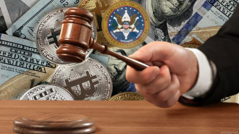 bail bitcoin us marshals auction blockchain 796x448 - US authorities to auction off nearly $4M in confiscated Bitcoin