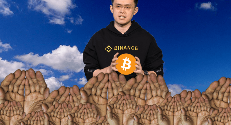 binance cryptocurrency bitocin charity listing exchange 796x431 - Binance vows to donate all cryptocurrency listing fees to charity