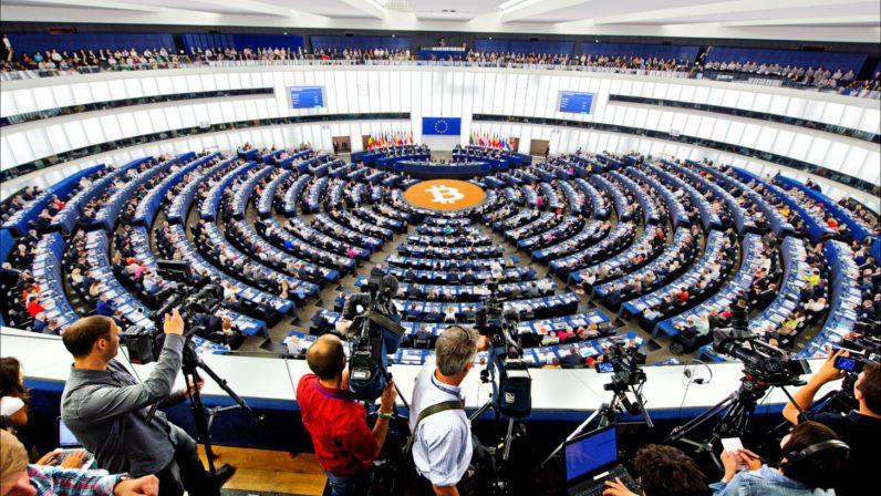 blockchain bitcoin european union parliament discussions 796x448 - Regulate or laissez-faire: European Parliament's doubts on blockchain