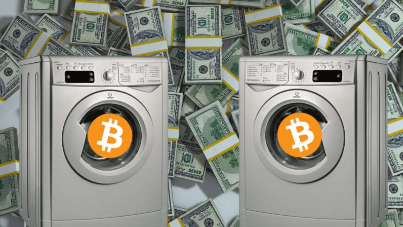 btcwash 796x448 - Criminals used Bitcoin to launder $2.5B in dirty money, data shows