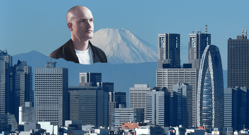 coinbase japan cryptocurrency 796x431 - Coinbase confident Japan will let it sell cryptocurrency by 2019
