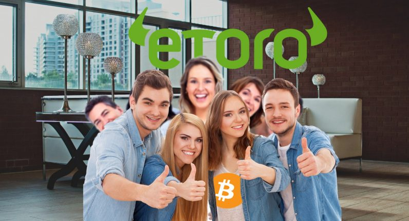 etoro cryptocurrency cheaper 796x431 - eToro cuts cryptocurrency investing costs to push mainstream adoption