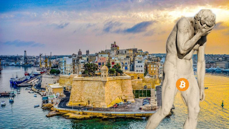maltapalm2 796x448 - Malta: Two-thirds of cryptocurrencers fail multiple-choice licensing exam