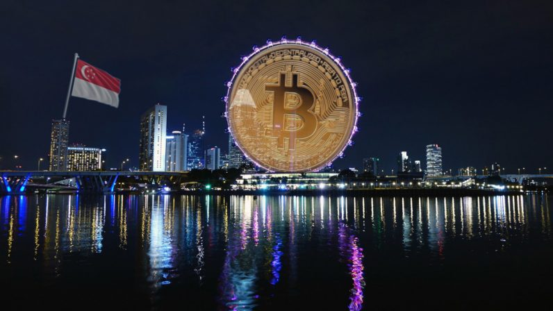 singapore banks cryptocurrency blockchain regulation help 796x448 - Singapore's financial regulator wants its banks and blockchains to be friends
