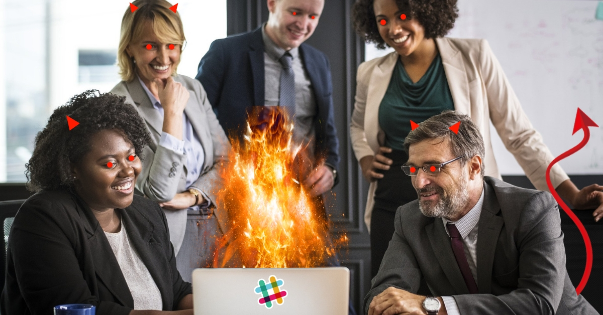 10 brilliant ways to annoy your coworkers on Slack