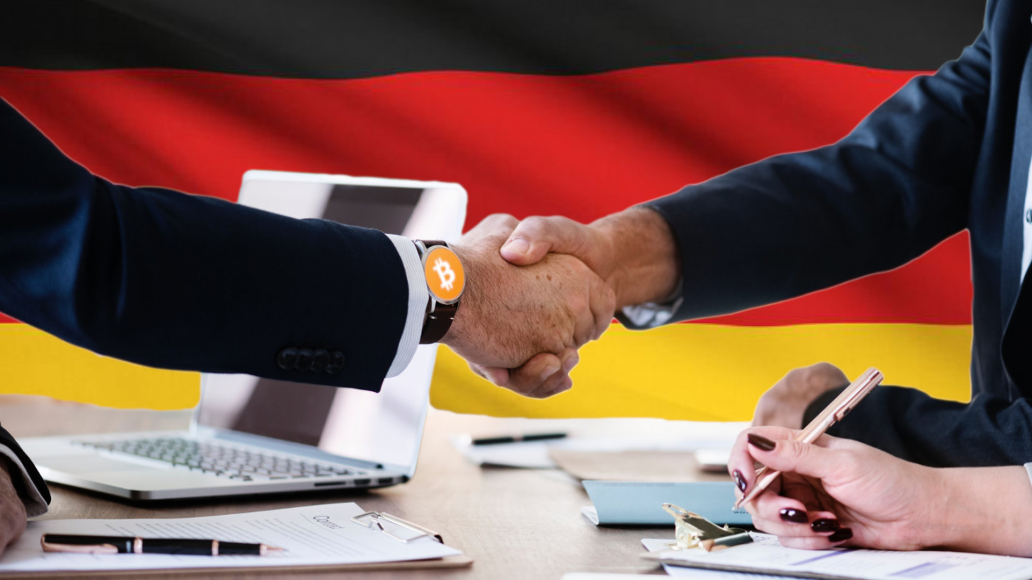 thenextweb.com - Matthew Beedham - German Bitcoin exchange buys investment bank