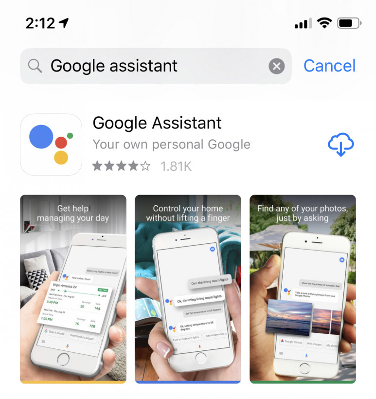 Forget Siri: Here's how to use Google Assistant on your iPhone or iPad