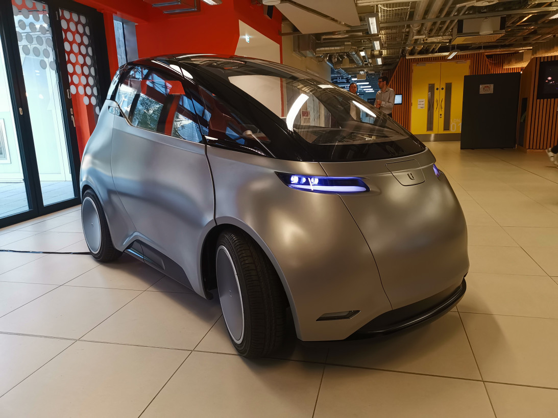Meet the startup that wants to build high-tech electric cars in Brexit Britain