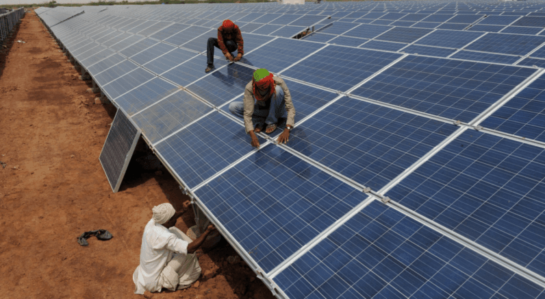 India takes the #2 spot in renewable energy, but still relies heavily on coal