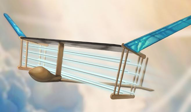 MIT engineers create silent, futuristic aircraft powered by ionic wind