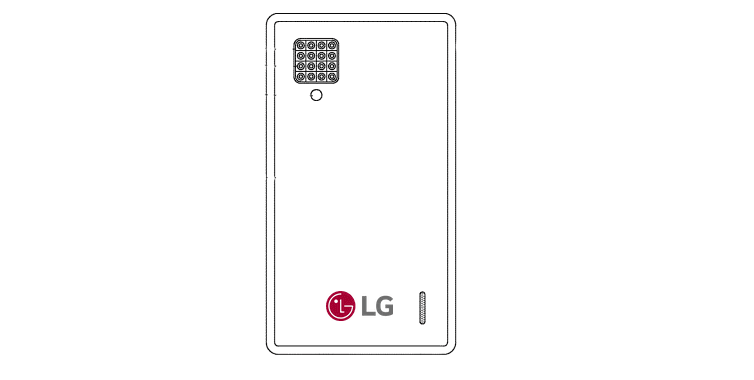 LG patent hints towards a phone with 16 cameras