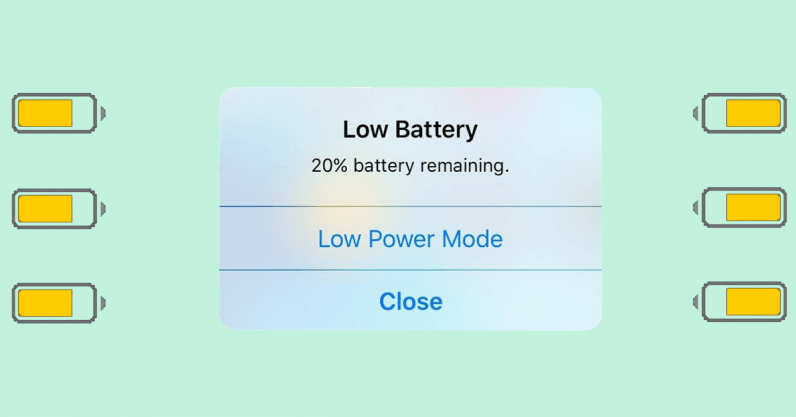 How to turn on your iPhones Low Power Mode quickly and easily