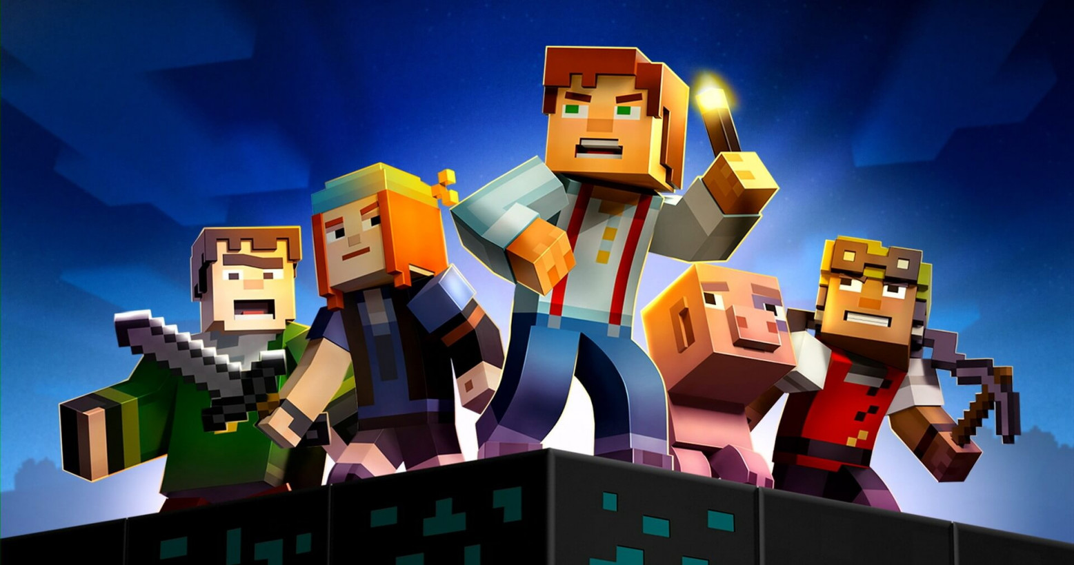 Here's why Minecraft Story Mode is $100 an episode on Xbox 360 right now