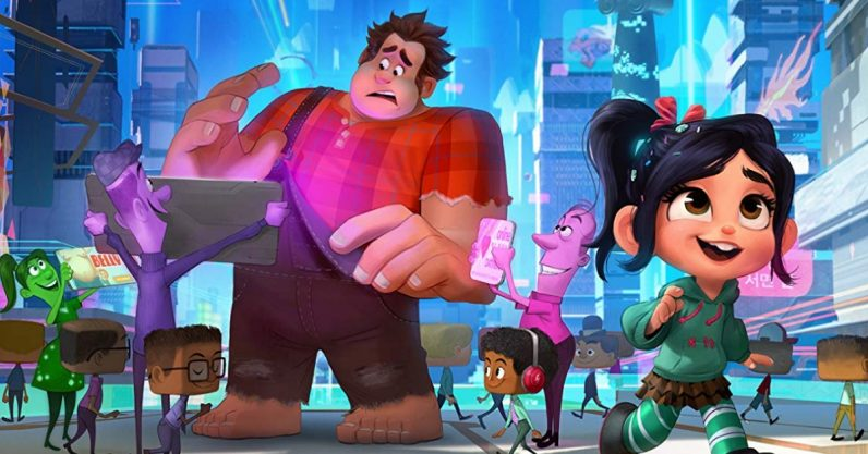Review: Ralph Breaks the Internet broke my damned heart
