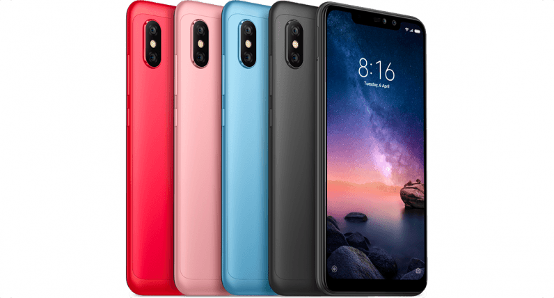 Xiaomi's $194 Redmi Note 6 Pro with dual front cameras drops in India