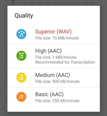This is the best way to record and share audio on Android