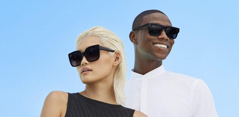 These stylish sunglasses also capture HD video and photos