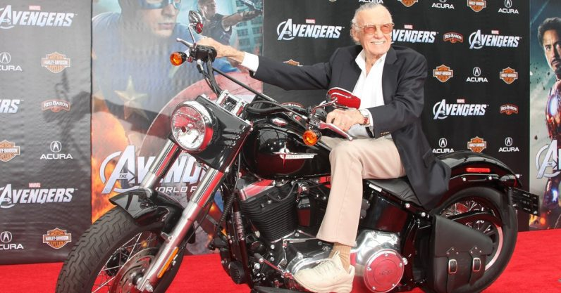 Celebrities react to the death of comic book genius Stan Lee